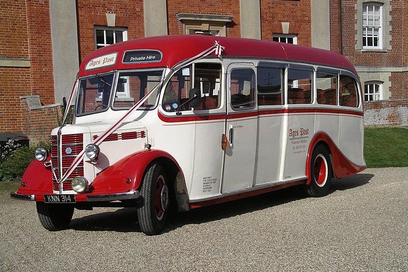 1949 Bedford OB straight liner