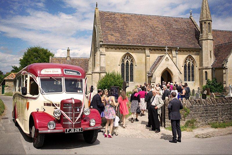 Bedford Coach OB1 at Church